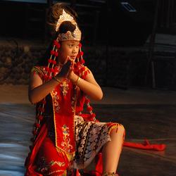 Javaans danseresje