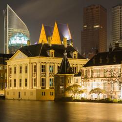 Nacht in Den Haag