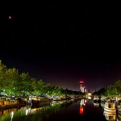 Maansverduistering Leeuwarden