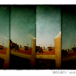 Behind the Roofs#1