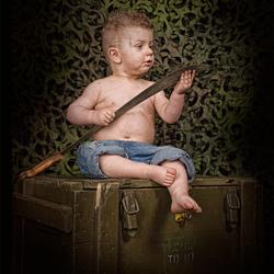 Little hunter