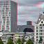 Markthal vanaf Willemsbrug 3D
