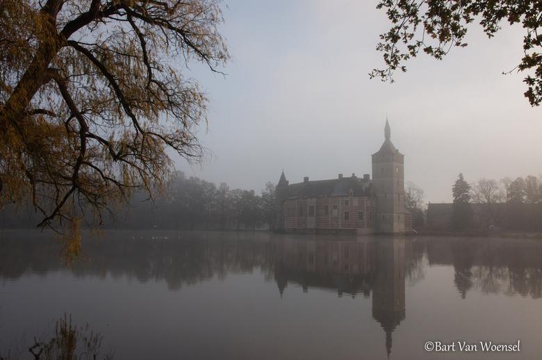Herfst - Herfst rond het kasteel.