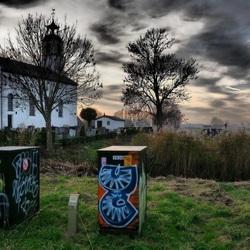 Kerkje,Simonshaven.