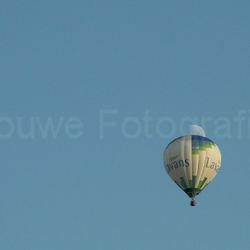 ballon en maan