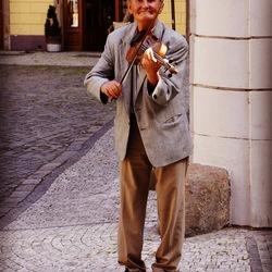 De violist van Praag