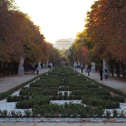 Madrid Parque Buen Retiro