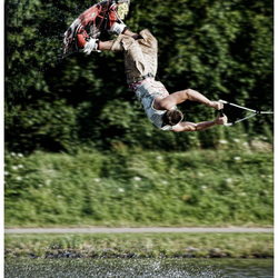 NK Wakeboarden Boot