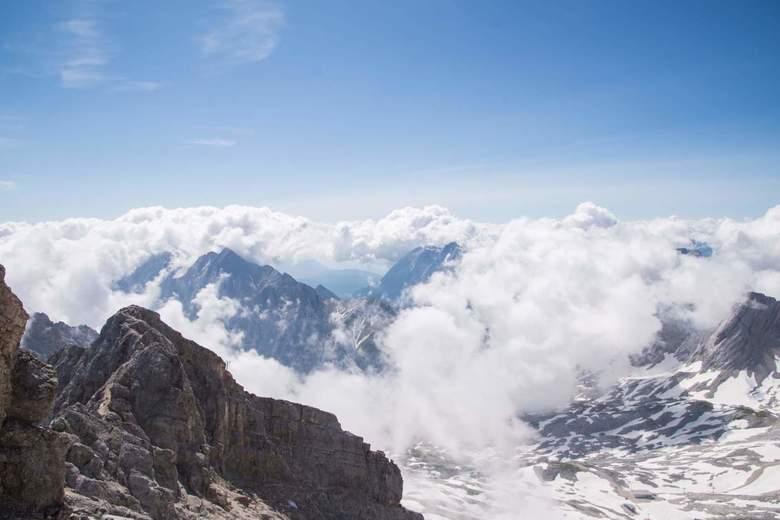 Zugspitze Tirol -