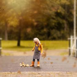 Autumn friends