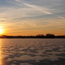 Winter in Reeuwijk