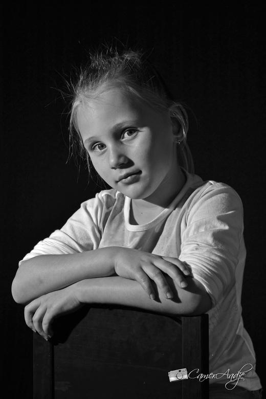 Dochter, 6 jaar