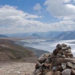 Potaniin Gletsjer Mongolië