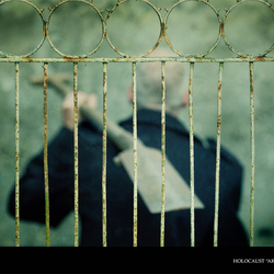 "Holocaust ""arbeit macht frei"""