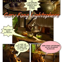Bewerking: Gary Fong Lightsphere