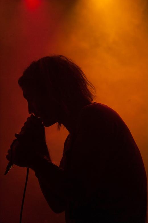 The Low Anthem - De zanger van de band The Low Anthem. Doornroosje, 6/11/16