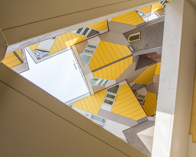 Rotterdam: Kubuswoning