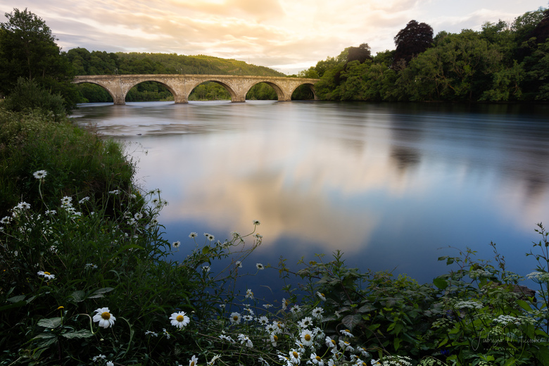 the far bridge