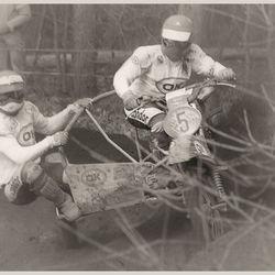 August Muller, Piet v Deutekom_motocross holten 1981