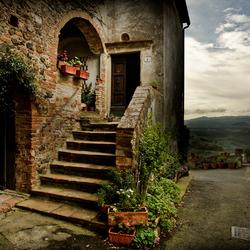 Toscaanse woning