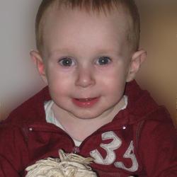 Jason bijna 1 jaar