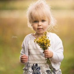 Een bloemetje voor jou...