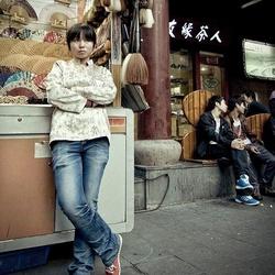 Shanghai Streets #19