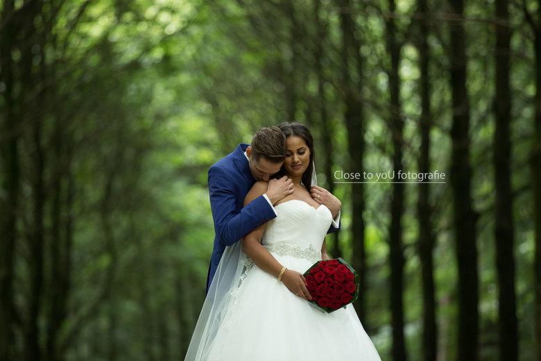 Close to yoU  - I love my job.... mijn bruidspaar van afgelopen zondag 3 juli.<br /> Groetjes Gerda