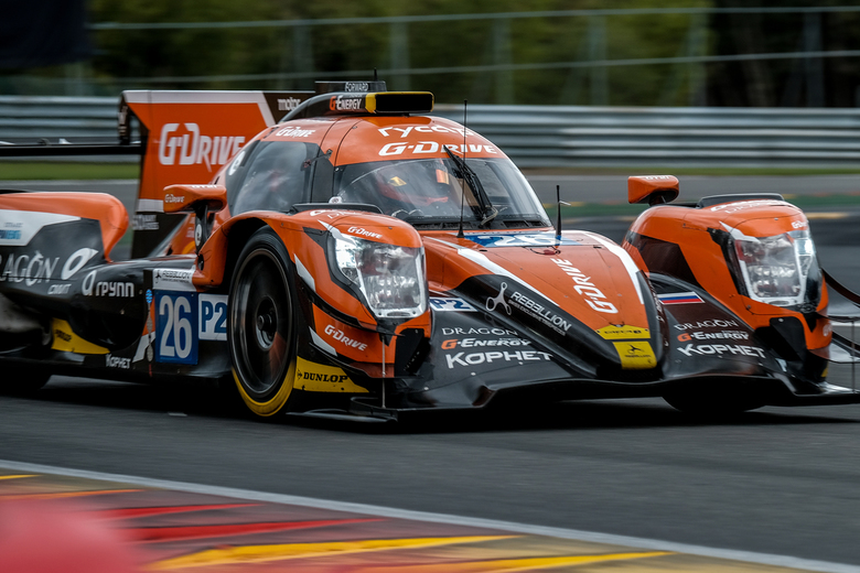 G-Drive Racing  ELMS Spa-Francorchamps -