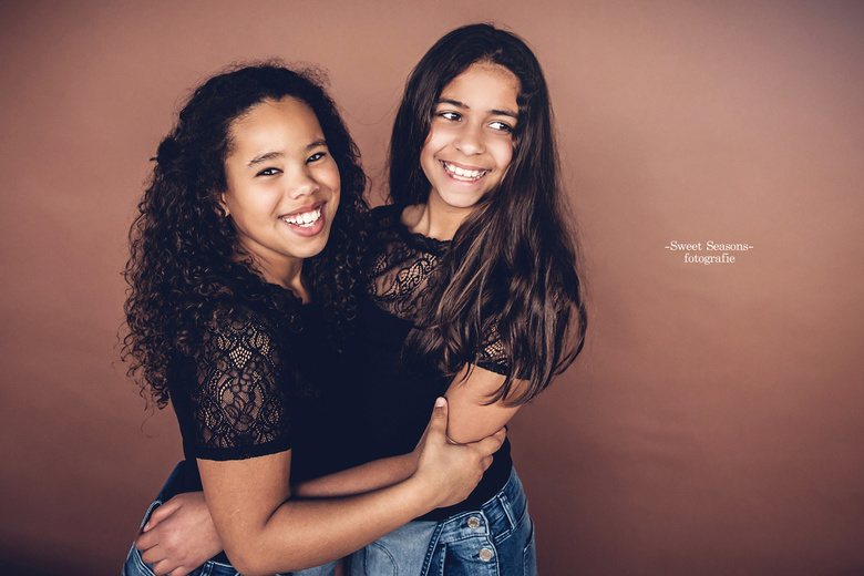 Sisters by heart -