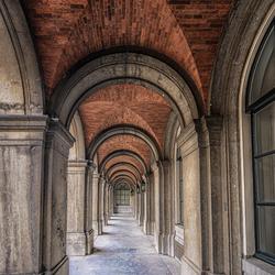 Repeterende Bogen Binnenhof