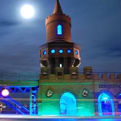 Berlijn - Festival of Lights - Oberbaumbrucke 2