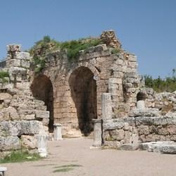 Verloren stad in Turkye