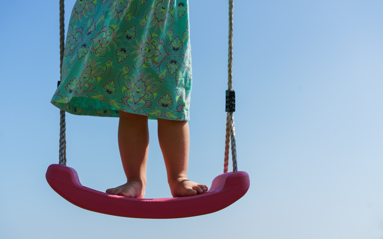 Zomer. - Barefoot summer.
