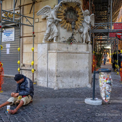 Gespot in Rome