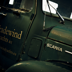 Scania from Tradewind Yachts BV