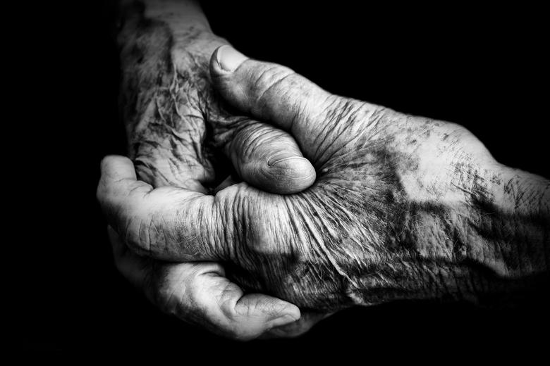 Handen met een verhaal - Als handen praten konden....