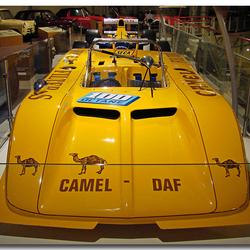 Te zien in het Daf museum