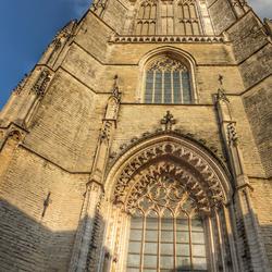 De grote toren van Breda