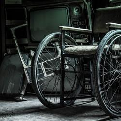 Forgotten WheelChair