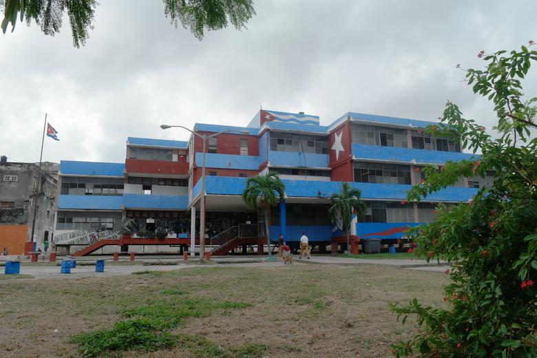 Cuba - School Havana