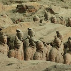 Terracotta Leger - Xi'an, China