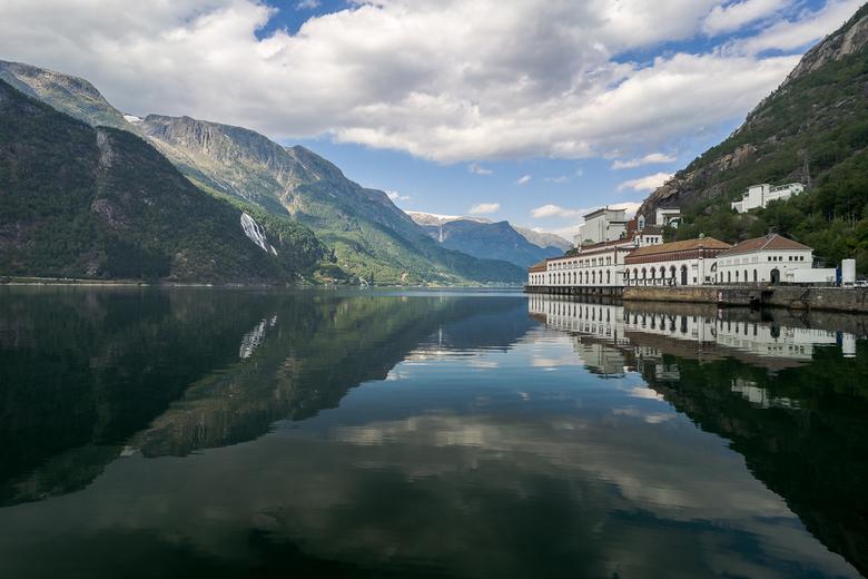 Norsk vasskraft- og industristadmuseum -