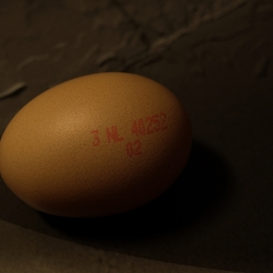 Just A Egg...