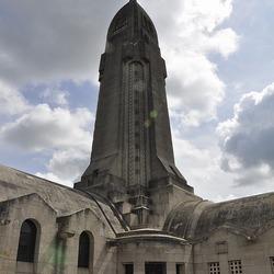 Verdun Ossuarium van Douaumont