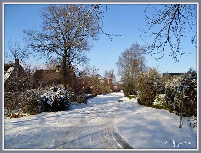 Winter in Zeyen (Dr.) - Was het maar weer zo ver.....