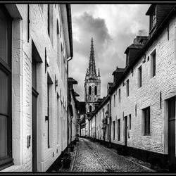 Klein Begijnhof...Leuven.