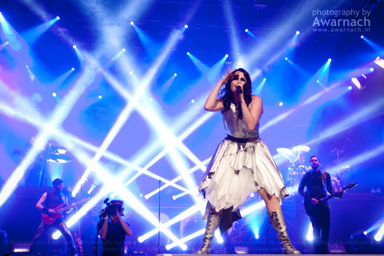Within Temptation - Appelpop 2012