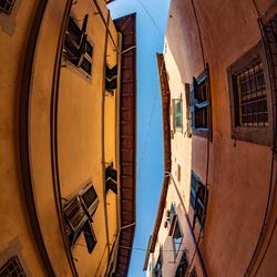 De straatjes van Lucca