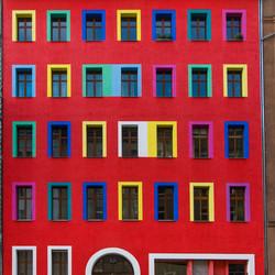 Zossenerstrasse fünf, Berlin